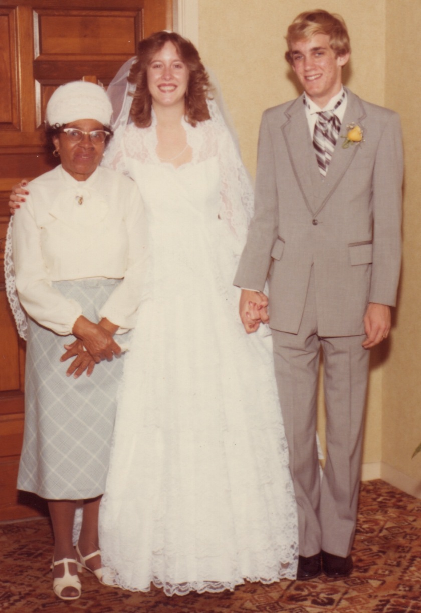 urelee-lewis-at-wedding-1981-copy